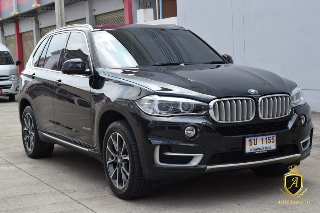 BMW X5 2.0 F15 (ปี 2017) sDrive25d Pure Experience SUV AT | Apple Luxury Car โชว์รูมรถหรูมือสอง
