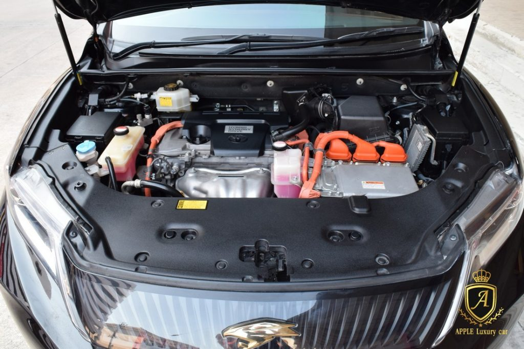 Toyota Harrier 2.5 (ปี 2014) Hybrid PREMIUM Wagon AT | Apple Luxury Car โชว์รูมรถหรูมือสอง