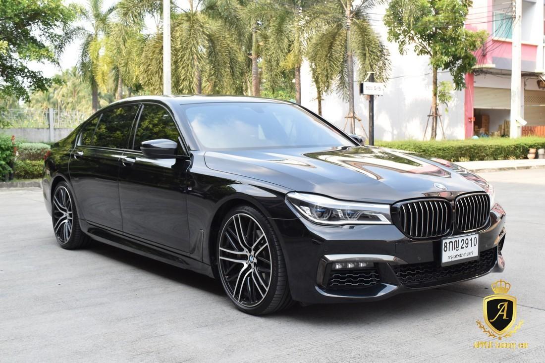 BMW 740Li Pure Excellence   Apple Luxury Car โชว์รูมรถหรูมือสอง