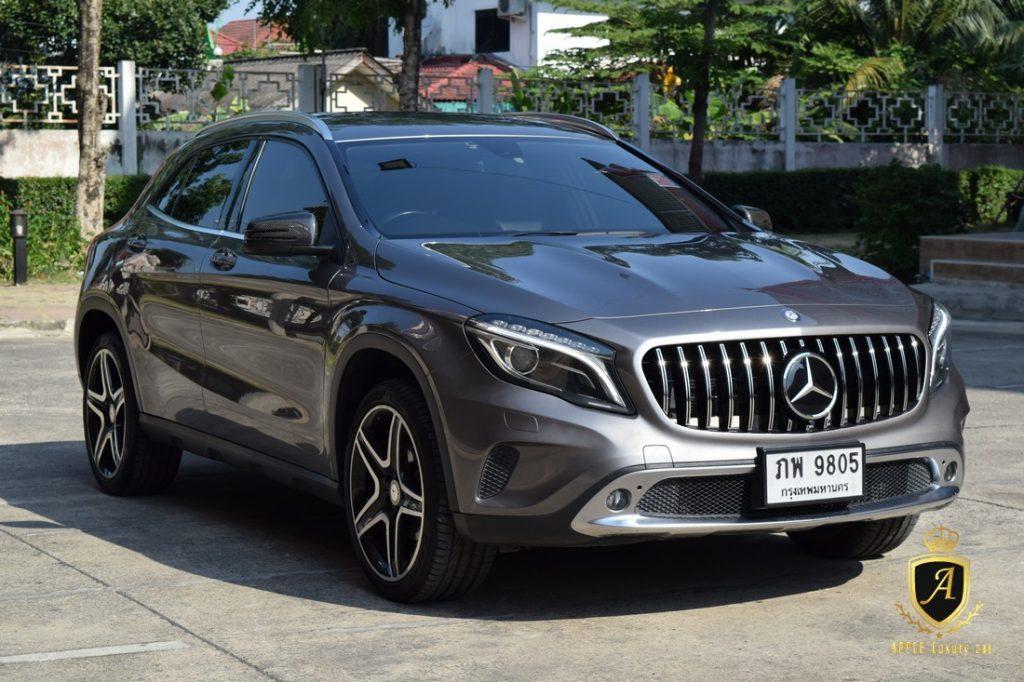 Benz GLA200 มือสอง