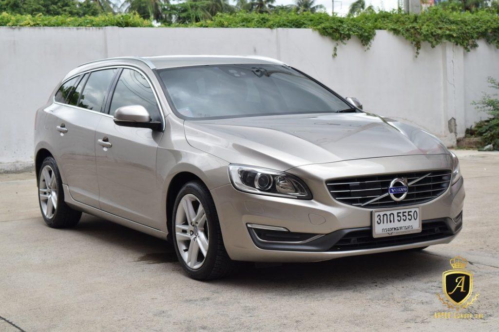 รถหรูมือสอง Volvo V60