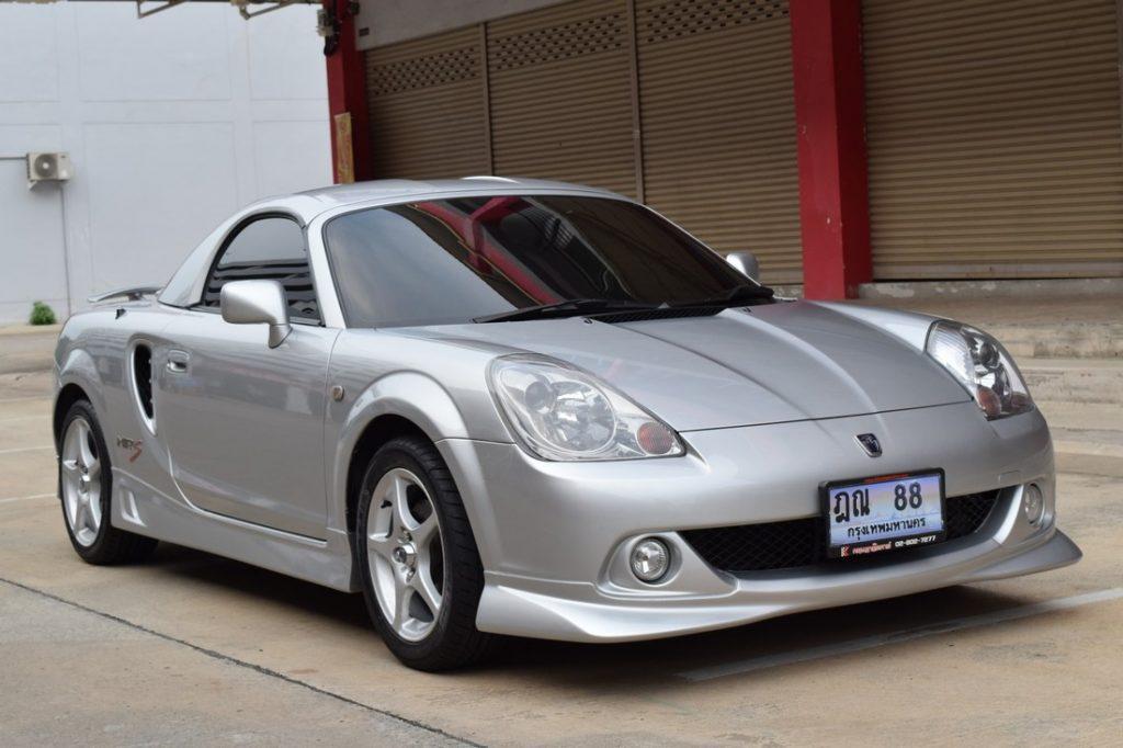 รถหรูมือสอง Toyota MR-S 1.8 (ปี 2004) S Convertible AT