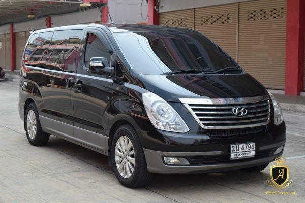 รถ Hyundai Grand Starex (ฮุนได แกรนด์ สตาร์เร็กซ์) มือสอง