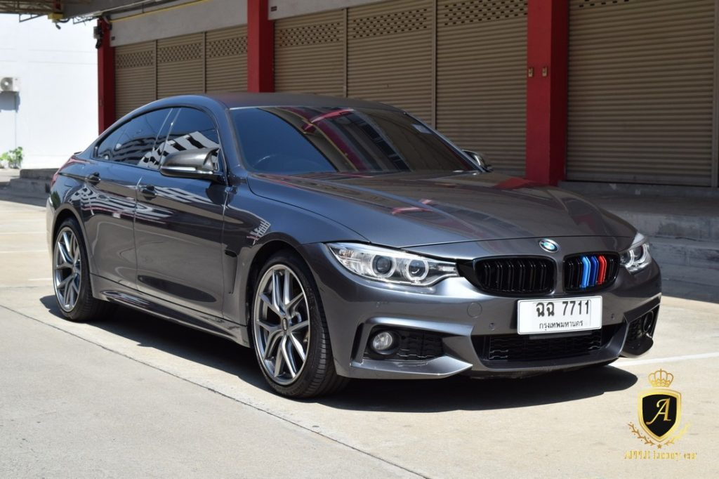 BMW 420d มือสอง