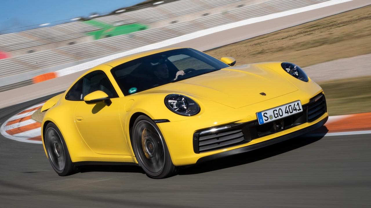 ปอร์เช่ 911 คาร์เรร่า เอส (Porsche 911 Carrera S)