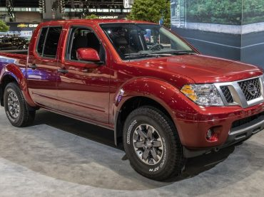 Nissan Frontier 2020 (นิสสัน ฟรอนเทียร์ 2020)
