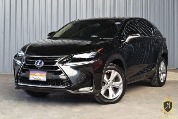 Lexus NX300h 2.5 ปี 15 - 101