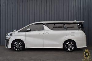 Toyota Vellfire มือสอง 2.5 (ปี 2018) Z G EDITION -11